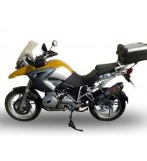 GPR SCARICO DI SCARICO OMOLOGATO CON RACCORDO BMW.12.GPAN.TO BMW R 1200 GS 2004/09 - ADV 2005/2010 GPE ANNIVERSARY TITANIUM