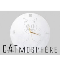 The Puppies House 63639001 OROLOGIO GATTO PARETE serie MeowClock