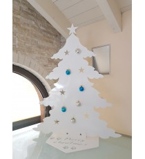 The Puppies House 63631003 ALBERO DI NATALE PER GATTO TG. L serie MerryMeow L