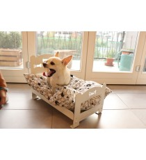 The Puppies House 63637001 LETTINO TESTIERA ALTA CANE S serie GooDogMini S