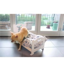 The Puppies House 63637002 LETTINO CANE TESTIERA ALTA CANE S CHIHUAHUA serie ChihuahuaBed