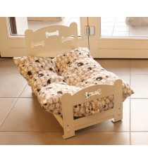 The Puppies House 63637003 LETTINO TESTIERA ALTA CANE L serie GoodDogMini L