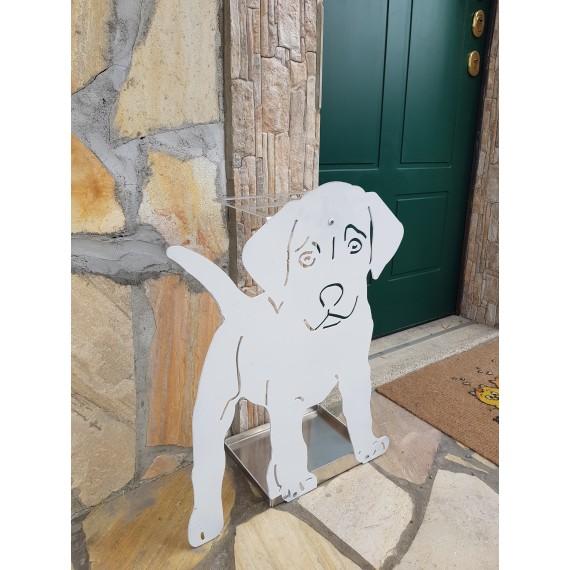 The Puppies House 63638002 PORTAOMBRELLI CANE serie RainyBau
