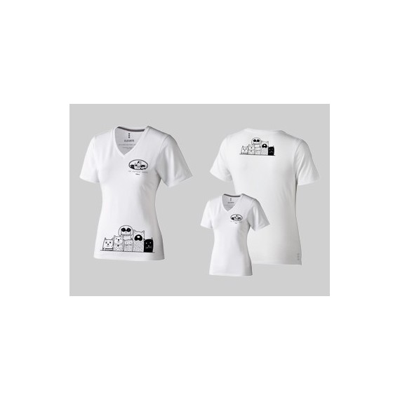 The Puppies House 8053045306080 Maglietta donna The Puppies House in cotone serie TAGLIA M T-SHIRT