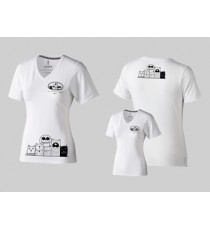 The Puppies House 8053045306097 Maglietta donna The Puppies House in cotone serie TAGLIA L T-SHIRT