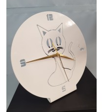 The Puppies House 63639003 OROLOGIO GATTO DESK serie MeowDeskClock